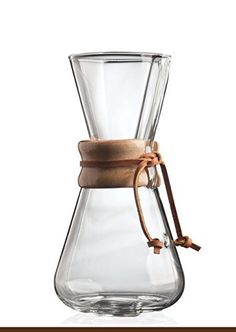 Classic Series Glass Coffeemaker 3  Cup by Chemex >>> You can find out more details at the link of the image.Note:It is affiliate link to Amazon.