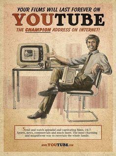 Vintage YouTube.