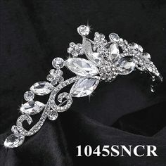 Free Shipping Gorgeous Alloy Wedding Bridal Tiara/ Headpiece 1045SNCR $23.99