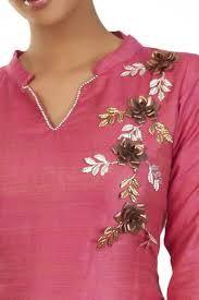 silk kurti designs - Google Search