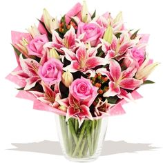 Google Image Result for http://www.eden4flowers.co.uk/upload/product/main/Pink-Lilies-Roses-648.jpg