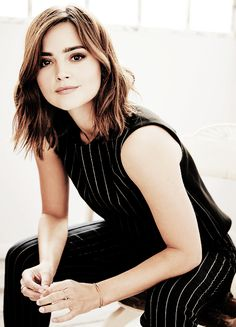 Jenna Coleman from PBS's 'Masterpiece: Victoria' poses for a portrait at the 2016 Summer TCAs Getty Images Portrait Studio at the Beverly Hilton Hotel in Beverly Hills, California - 27 July 2016