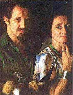 Raymond and Rosemary Buckland who are responsible for introducing Gardnerian Witchcraft into America.