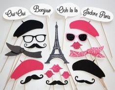 Como debe ser tu fiesta de 15 años temática paris