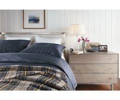 Room & Board - Sateen Sheet Set  #roomandboard, #annies, #yolocolorhouse
