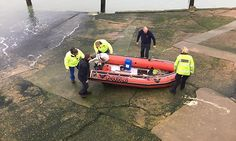 Seven 'illegal immigrants' arrested after boat found off Kent coast #DailyMail