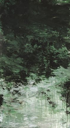 Cy Twombly (American, 1928-2011), UNTITLED, PART VIII (A PAINTING IN 9 PARTS), 1988. Acrylic on wooden panel, 185,4 x 102,9 cm