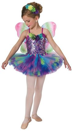 Costume Gallery: Ballet Girls Costume Details: