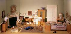 Maisons de poupées, l'art de la miniature - Musée de la Poupée Paris - maisons de poupées, miniature 1/12, poupées de collection, poupées anciennes, poupées jouets...