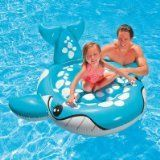 Intex Bashful Blue Whale RideOn 60 X 63 for Ages 3 *** More info could be found at the image url.Note:It is affiliate link to Amazon.