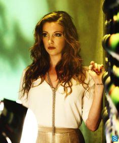 Photos - Arrow - Season 2 - Misc - Arrow - Season 2 - Katie Cassidy - BTS Photoshoot Picture 2