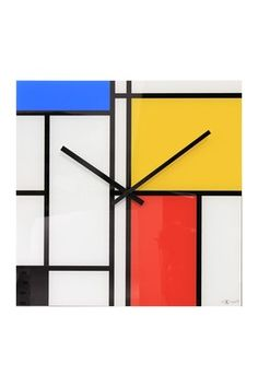 Inspiration Mondrien