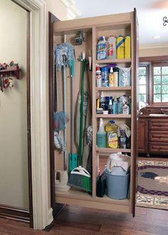Rubbermaid Mop And Broom Storage, Broom Mop Holder Rubbermaid, Broom Mop  Storage Closet, Broom Mop Organizer Rack, Broom Organizer Cart, Buy Broom U2026