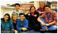 heartbreak high, Hartley coeurs à vif, my youth!