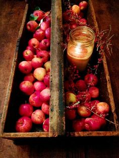 Decorating with Apples: Welcome to Primitive Handmade Mercantile