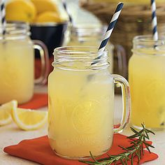 War Eagle lemonade from Southern Living.