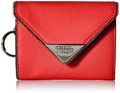 Rebecca Minkoff Molly Metro Wallet Dragon Fruit One Size >>> For more information, visit image link.