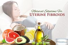 Uterine fibroids are non-cancerous tumor growths in or on the muscular wall of the womb.  They typically affect about 20% of women over age of 30.  Blog Post: http://drjockers.com/natural-solutions-for-uterine-fibroids/  #Uterine #Fibroids #Tumor #Heal #Cancer #Body #Mind #Food #Health #Doctor #Jockers