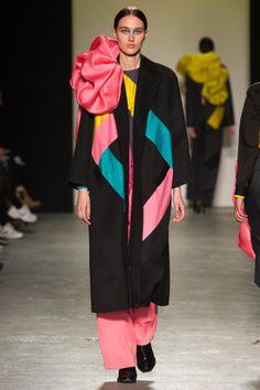 Westminster University graduate fashion show