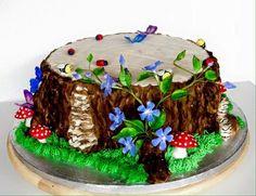 Sjov og ballade med kager