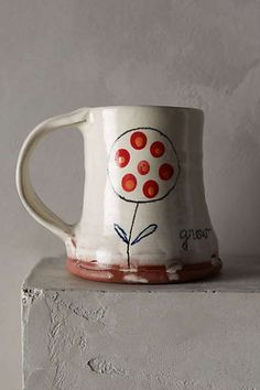 Berry Fields Mug