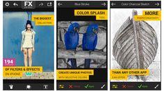 Ứng dụng sửa ảnh FX Photo Studio đang miễn phí cho iOS (2.99$)