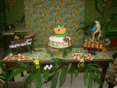 Festa Tropical Havaiana no Trique Traque - Vila Mulher