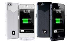 Puro Battery Bank Cover, la batteria esterna per iPhone 5… con eleganza via @iPhoneItalia Iphone, Elegant, Italia