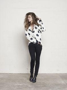 MOS MOSH // Key Dot Shirt - Demi Pants