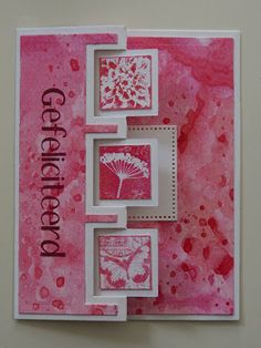 STAMPS etc.; Sizzix Framelits, Flip-its