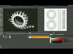Cinema 4D Tutorial - Export UV Map to Photoshop