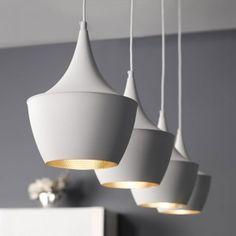 Beat Lights, by Tom Dixon * Shock of the Lighting * The Inner Interiorista