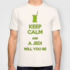 Star Wars Poster 02 T-shirt by Misery - $18.00  THis one needs to be black.