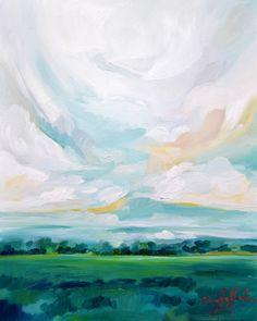 To The Stillness, fine art print || Emily Jeffords