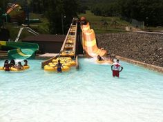 SandStorm and Dune Runner at Camelbeach Mountain Waterpark! #ThisIsMyBeach