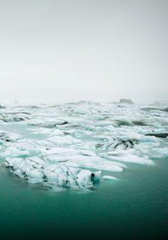 water element. Iceland (by Zanthia).