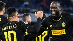Napoli Inter Milan: Romelu Lukaku scores two as Inter return to top of Serie A Free Kick, Scores, Milan, Kicks, Football, Tops, Soccer, Lorenzo Insigne, American Football