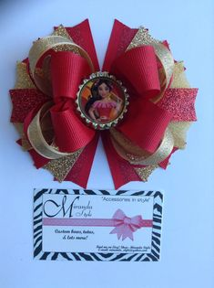 Elena of Avalor bow, Elena of Avalor party, Elena of Avalor, shirt, Elena of Avalor.Elena of avalor Princess Hair Bows, Custom Bows, Stretchy Headbands, Boutique Hair Bows, Diy Hair Bows, How To Make Bows, Diy Hairstyles, 4th Of July Wreath, Embellishments