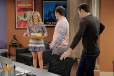 "#YoungAndHungry 3x10 ""Young & No More Therapy"" - Gabi, Alan and Josh"