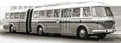 Articulated bus Škoda 706RTO-K. 1960 Most Beautiful Pictures, Cool Pictures, Volkswagen Group, Busse, Automotive Design, Concept Cars, Cars And Motorcycles, Vintage Cars, Retro