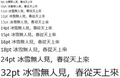 A Chinese type blog