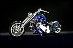 The world's greatest motorcycle is made by a Rotec. Rotec is an Australian company that is better known for making aircraft engines, but they also make a special radial motorcycle engine for JRLCycles, such as seven-cylinder. Radial Engine, Power Bike, Aircraft Engine, Motorcycle Engine, Moto Bike, Cool Motorcycles, Bike Art, Custom Bikes, Cool Bikes