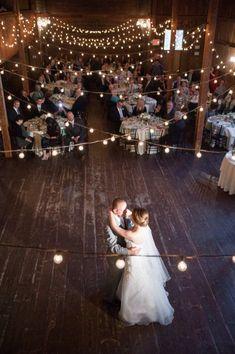 Rustic Barn Wedding #RusticWeddinglighting