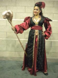 Female Jafar cosplay