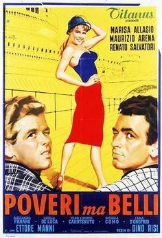 POVERI MA BELLI (1957) - Cinefamilia.net