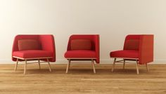 Mix and Match These Stylish New Chairs from Portuguese Furniture Studio TWO.SIX