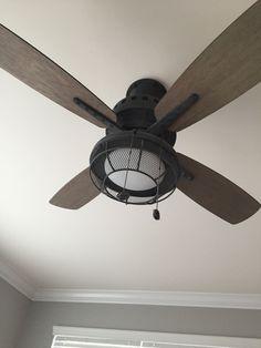 Vaxcel Lighting F0033 Walton 52 In Ceiling Fan