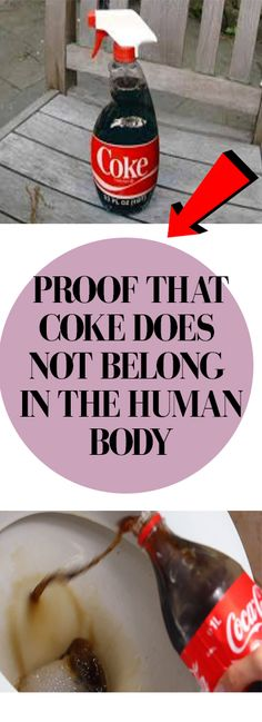 More Than 15 Practical Uses For Coca Cola. This is a Proof That Coke Does Not Belong In The Human Body!