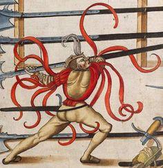 SCA German Renaissance Research: Germans of the Holy Roman Empire in Artwork (1500-1510): Landsknecht