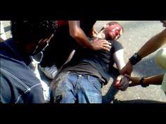 سقوط المتظاهرين من اعلى كوبرى اكتوبر بعد محاصرة الداخلية والبلطجية لهم  18+